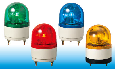 rh a 100mm rotating products revolving warning light|patlite 100mm rotating