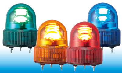 118mm LED Revolving Warning Light