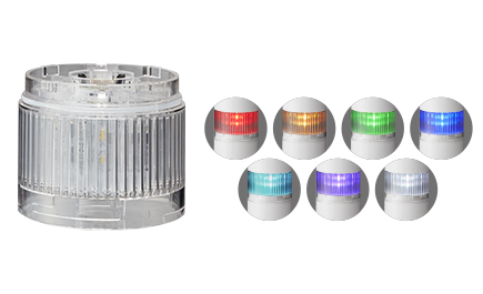 Multi-Color LED Unit for LR6 60mm Signal Towers